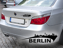 Autotattoo Skyline Berlin